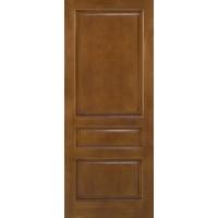 Дверь межкомнатная из массива сосны ДГ 5 Коньяк