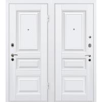 Металлическая входная дверь МеталЮр М11 белая