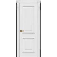 Дверь межкомнатная Диана, ДГ, белая эмаль