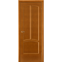 Дверь межкомнатная из массива ольхи Виола ДГ (2 цвета)
