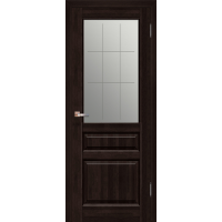Дверь межкомнатная из массива ольхи Венеция ДО (2 цвета)
