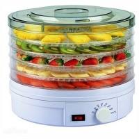 Сушилка для овощей и фруктов электрическая irit ir-5921