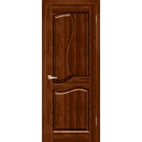 Дверь межкомнатная из массива ольхи Верона ДГ (3 цвета)
