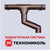 """Водосточная система """"Технониколь"""", РФ (пластик)"""