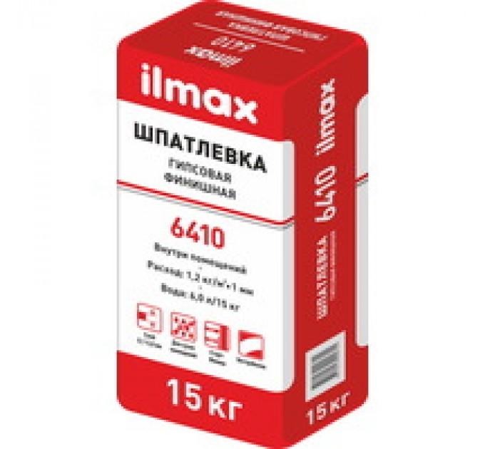 Шпатлевка гипсовая финишная ilmax 6410 купить в Руденске