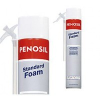 Пена монтажная адаптерная всесезонная Penosil GunFoam 750гр
