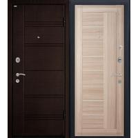 Металлическая входная дверь МеталЮр М17 (4 цвета)