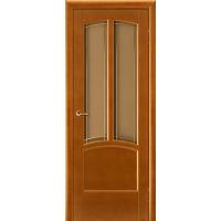 Дверь межкомнатная из массива ольхи Виола ДО (2 цвета)