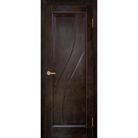 Дверь межкомнатная из массива ольхи Дива ДГ (2 цвета)
