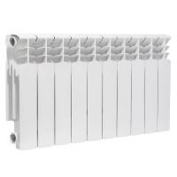 Радиаторы алюминиевые 500/80, 4-10 секций SAS
