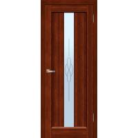 Дверь межкомнатная из массива ольхи Версаль (2 цвета)