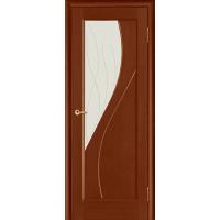 Дверь межкомнатная из массива ольхи Дива ДО (2 цвета)