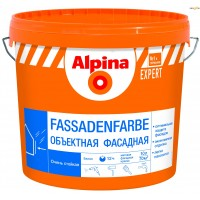 Kpacка фасадная Alpine ; 15кг