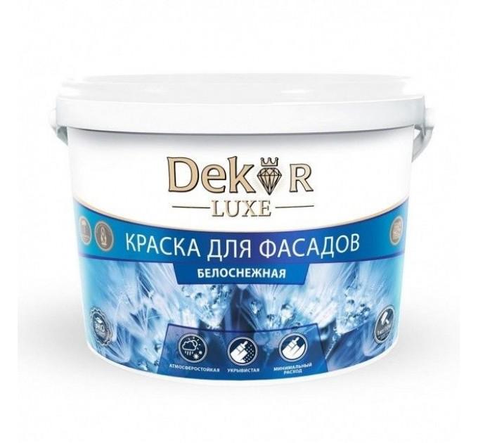 Kpacка фасадная Decor купить в Руденске