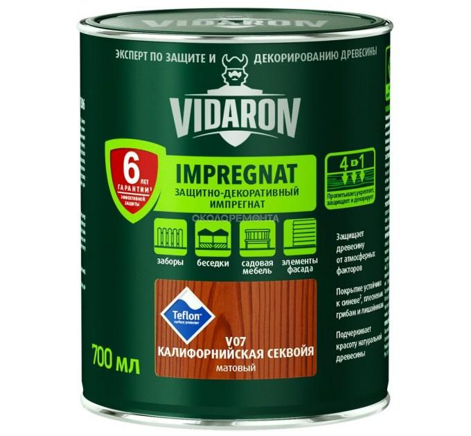 Защитно-декоративная пропитка для древесины Vidaron купить в Руденске