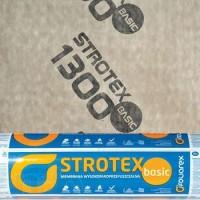 Мембрана супердифузионная трехслойная  Strotex Basic